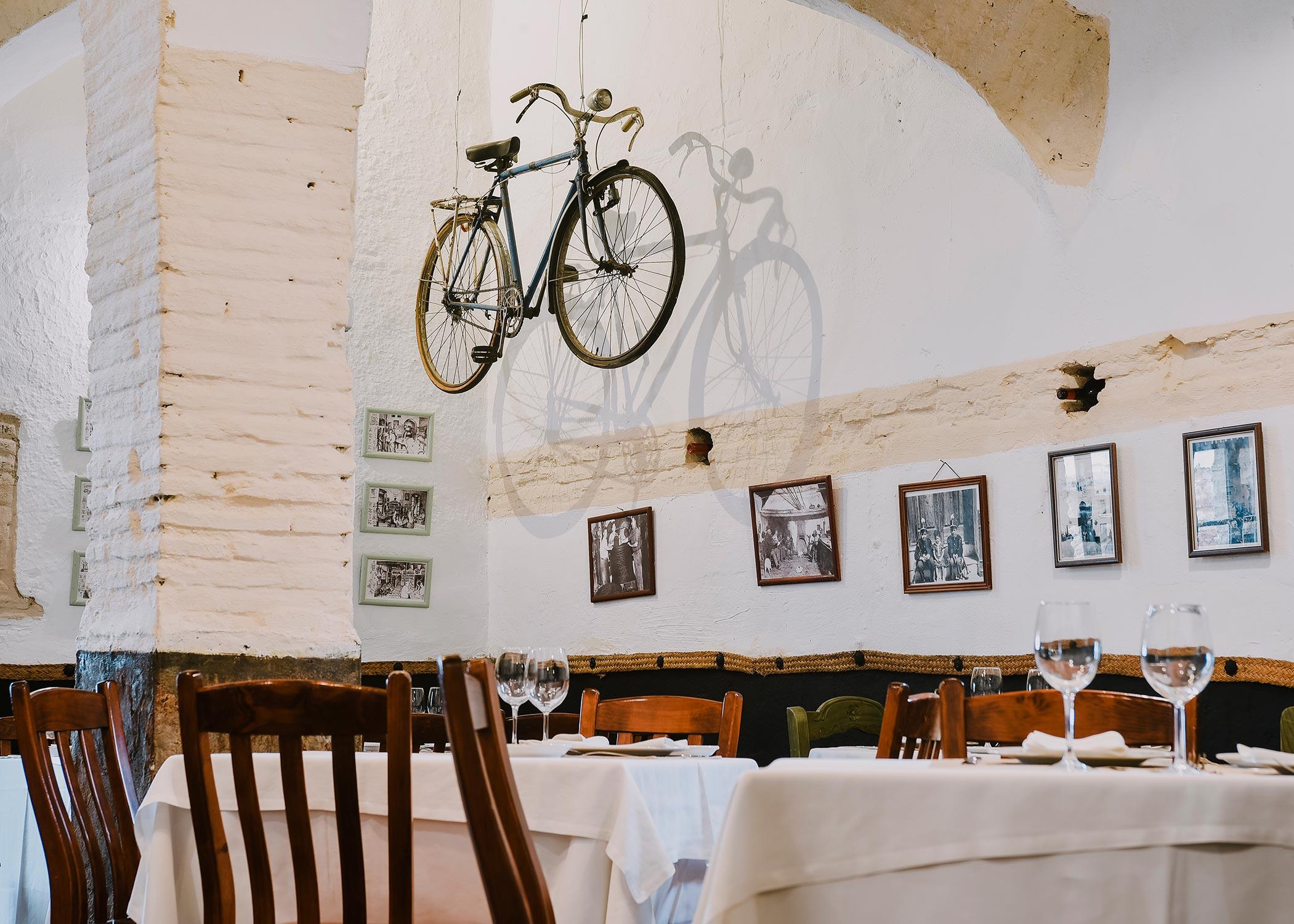 Salón | Molino de la Romera Restaurante